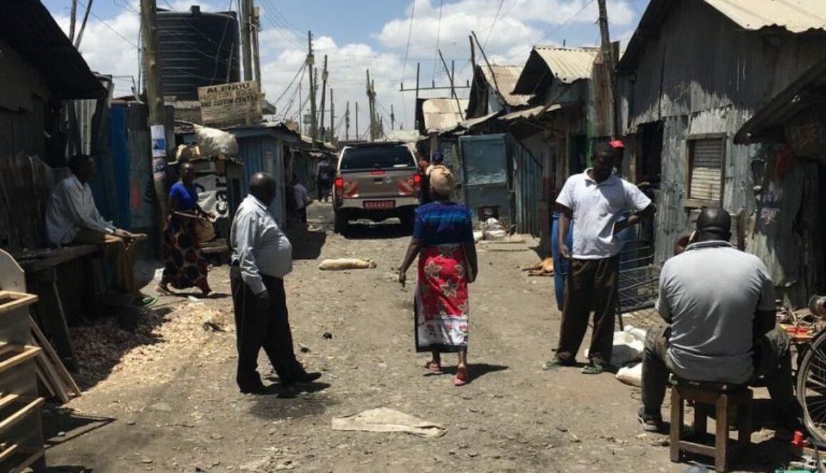 Viwandani community