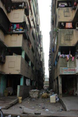Relocation Colony at Natwar Parikh Compound Mumbai